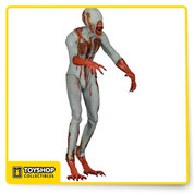 "The Series 1  Eligos features plenty of gruesome detail. Figures stand approximately 7"" tall and is highly articulated."
