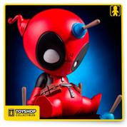 Marvel: Deadpool Skottie Animated Statue