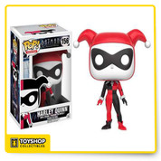Batman The Animated Series: Harley Quinn #156 Pop