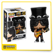 Guns N Roses: Slash Pop