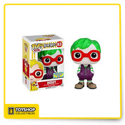 Funko Pop! Hiddy #83 (Joker Variant) Secret Base Pop Asia - 2016 Toy Convention Exclusive
