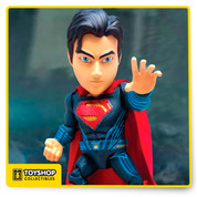 Hero Cross is pleased to announce its latest offering in the Hybrid Metal Figuration (HMF) series! Superman himself from the latest hit movie, Batman v Superman: Dawn of Justice, flies into the world of collectible action figures!.