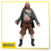 The end is near for Captain jack and the crew of the Black Pearl as they head to the third and final adventure: At World's End! This sure-hit will be one of the years best films and years best figures thanks to NECA!