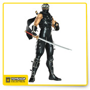 "Ryu 7"" action figure from the video game classic ninja gaidan. Figure has 32 points of articulation and comes with 2 set of hands tonfa and dragon sword."