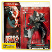 McFarlane KISS Kiss Creatures The Demon