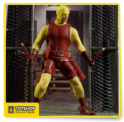 Marvel 1/12 Collective Daredevil Classic Variant PX Previews Exclusive Mezco