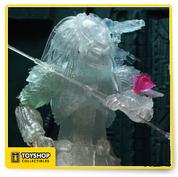 Alien V Predator: Cloaked Scar Predator Comic Con Exclusive