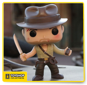 Indiana Jones Adventure Disney Parks Exclusive Pop