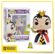 Disney Queen of Hearts Hot Topic Exclusive Pop