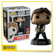Star Wars Han Solo 2017 Galactic Convention Exclusive Pop