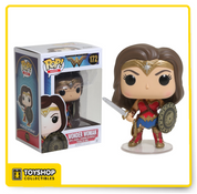 Wonder Woman 172 Pop Funko