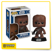 Star Wars Chewbacca Pop