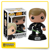 Star Wars Luke Skywalker [Jedi Knight] Pop #11