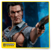 Evil Dead 2 Ash Williams 1/6th Scale Figure