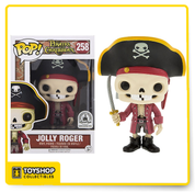 Pirates of The Caribbean Jolly Roger DisneyParks Exclusive Pop