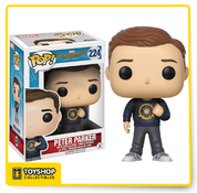 Spider-Man Homecoming Peter Parker Pop