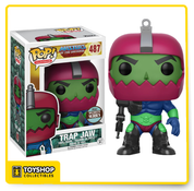 Masters of the Universe Trap Jaw Specialty Series Exclusive Pop