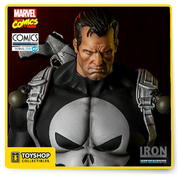 The Punisher Marvel Comics 1/10 Art Scale - Iron Studios
