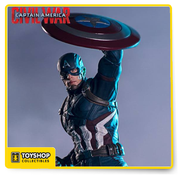 Captain America Civil War 1/10 Art Scale - Iron Studios