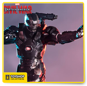War Machine Civil War 1/10 Art Scale Statue
