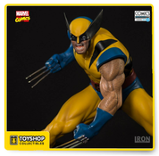 Wolverine Marvel Comics Art Scale 1/10 - Iron Studios