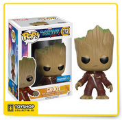 Guardians of the Galaxy vol.2 Groot Walmart Exclusive Pop Funko