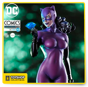 Catwoman 1/10 Art Scale Statue by Ivan Reis - Iron Studios