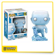Funko continus the Specialty Series with Marvel's Iceman Pop! vinyl! Remember, this fantastic piece is exclusive to the Specialty Series, and is only available for a limited time.