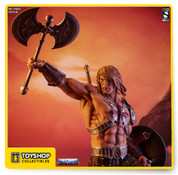 Masters of the Universe He Man 1/4th Scale Statue Exclusive