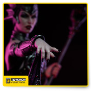 Masters of the Universe Evil Lyn 1/4th Scale Statue Exclusive
