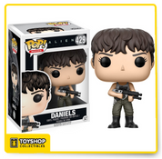 Alien Covenant Daniels Pop