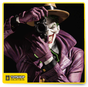 DC Designer Series The Joker by Brian Bolland