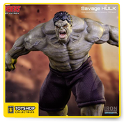 Avengers Age of Ultron Savage Hulk 1/10 Art Scale Limited Edition