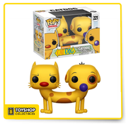 Nickelodeon CatDog Pop
