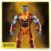 Marvel Legends X-Men Colossus Warlock BAF