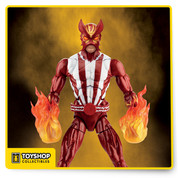 Marvel Legends X-Men Sunfire Warlock BAF
