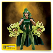 Marvel Legends X-Men Polaris Warlock BAF