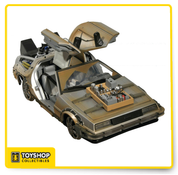 Back to the Future Part III 1/15th Scale Time Machine by Diamond Select