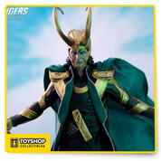 The Avengers Loki 1/10 Art Scale Statue