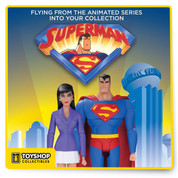 Superman The Animated Series 01 Superman and Lois Lane by DC Collectibles
