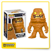 Batman The Animated Series Clayface Pop