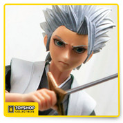 Bleach Toshiro Hitsugaya Play Arts Kai