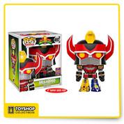 Power Rangers Megazord 497 Summer Convention Super Sized Pop