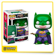 Suicide Squad Joker Batman 188 Summer Convention Exclusive Pop
