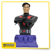 Batman Beyond Unmasked Edition Resin Bust SDCC Exclusive