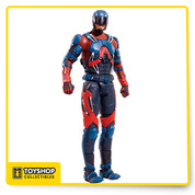 DC Comics Multiverse The Atom Rookie BAF
