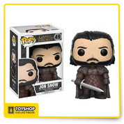 Game of Thrones Jon Snow 49 Pop