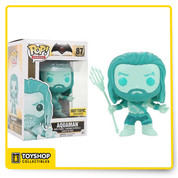 Batman V Superman Aquaman 87 Hot Topic Exclusive Pop