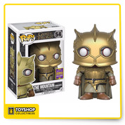 Game of Thrones The Mountain Armored 2017 SDCC Exclusive Pop