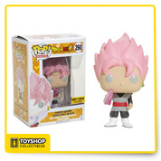 Dragon Ball: Super Saiyan Goku Black Rose Hot Topic